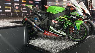 Championnat du monde Superbike à Assen: course annulée à cause de la neige!