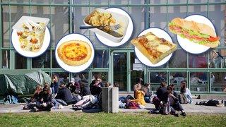Acheté ou fait maison, que mangent les étudiants neuchâtelois à la pause de midi?
