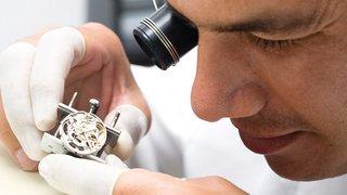 Les exportations horlogères suisses en baisse de 3,5% en novembre