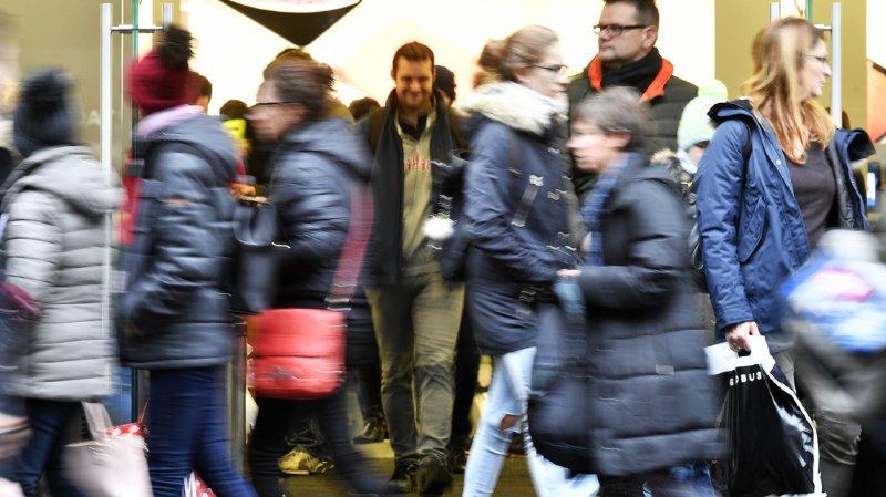 Marché du travail: la population active en Suisse parmi les mieux loties en Europe