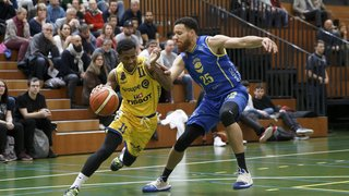 Union Neuchâtel perd le deuxième acte des play-off face aux Riviera Lakers