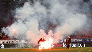 Football: le Valais adopte des mesures contre la violence au stade de Tourbillon