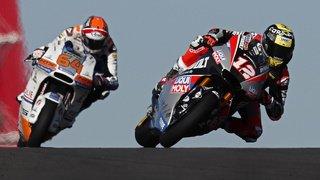 Moto2: Tom Lüthi 4e du Grand Prix d'Espagne