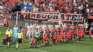Arcinfo Kids: Neuchâtel Xamax FCS – FC Young Boys