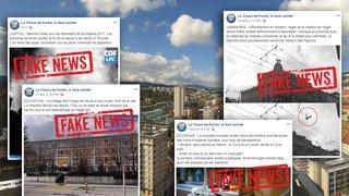 La page satirique «La Chaux-de-Fonds, La face cachée» réactivée