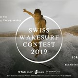 Swiss wakesurf contest