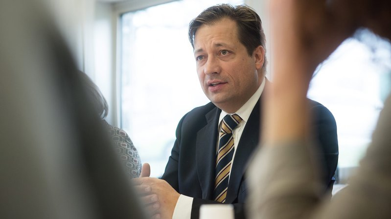 Laurent Feuz, chef du Service neuchâtelois des formations postobligatoires, démissionne
