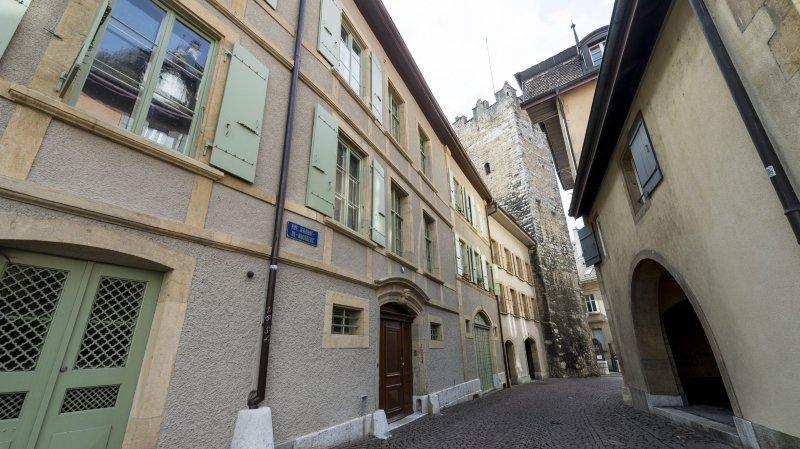 Depuis deux ans, le Nifff est seul dans les anciennes prisons de Neuchâtel