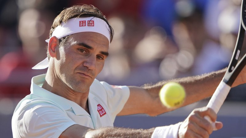 Tennis: Roger Federer bat Coric à Rome, sa deuxième victoire de la journée