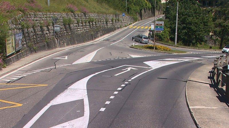 Le carrefour de la Maigroge sera bientôt réaménagé à Saint-Blaise et à Hauterive