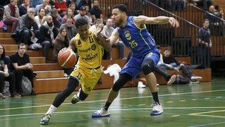 Union Neuchâtel encore défait se retrouve mené par les Riviera Lakers