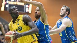 Union Neuchâtel éliminé par les Riviera Lakers en quarts de finale