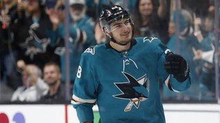 Hockey – NHL: Timo Meier et les Sharks s'inclinent 5-0 contre les St-Louis Blue