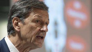 Le Vaudois Dominique Blanc est le nouveau président de l'Association Suisse de Football