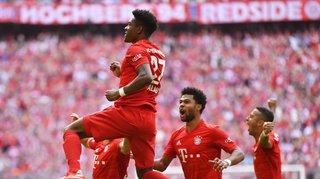 Football: le Bayern Munich est champion d'Allemagne pour la 7e fois consécutive