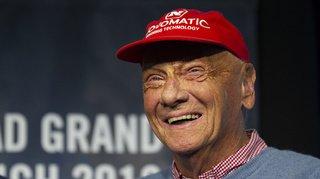 Formule 1: la légende autrichienne Niki Lauda est décédée à l'âge de 70 ans