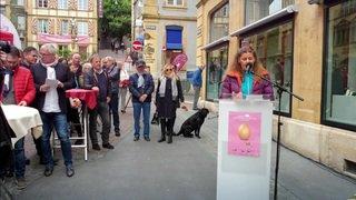40 ans de la zone piétonne de la Ville de Neuchâtel
