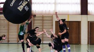 Rencontre avec deux clubs neuchâtelois de kin-ball avant les finales suisses à Bienne