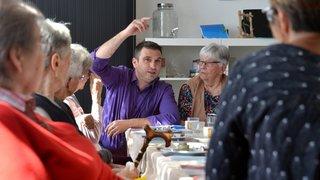 Canton de Neuchâtel: des foyers de jour pour retarder l'entrée au home