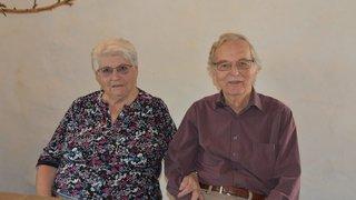 Amoureux depuis 60 ans, ils ont choisi de vivre à La Chaux-de-Fonds