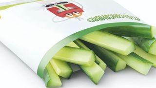 France: pour son menu enfant, McDonald's propose de remplacer des frites par des concombres