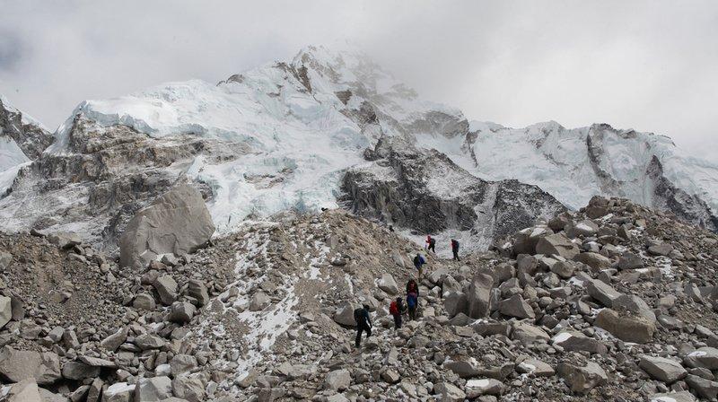 Réchauffement climatique: les glaciers de l'Himalaya fondent 2 fois plus vite qu'il y a 40 ans