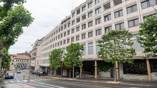 Neuchâtel rêve de rouvrir un hôtel sur les ruines de l'école hôtelière