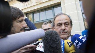"Football - Mondial 2022 au Qatar: Michel Platini ""n'a strictement rien à se reprocher"""