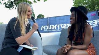 """Afra Kane à Festi'neuch: """"J'espère toujours que ma musique puisse toucher les gens"""""""
