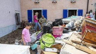 Intempéries au Val-de-Ruz: l'ampleur des dégâts se chiffre en dizaine de millions