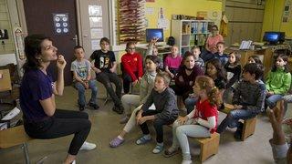 Cernier: l'égalité entre filles et garçons commence à l'école