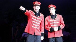 Knie: les deux Vincent feront leur cirque à Neuchâtel