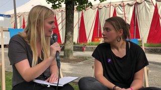 Festi'neuch 2019: l'interview d'Emilie Zoé