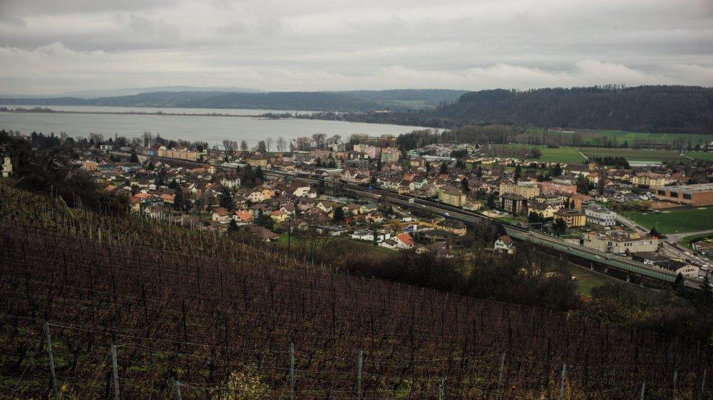 Le village du Landeron est confronté à des comptes déficitaires en 2019.