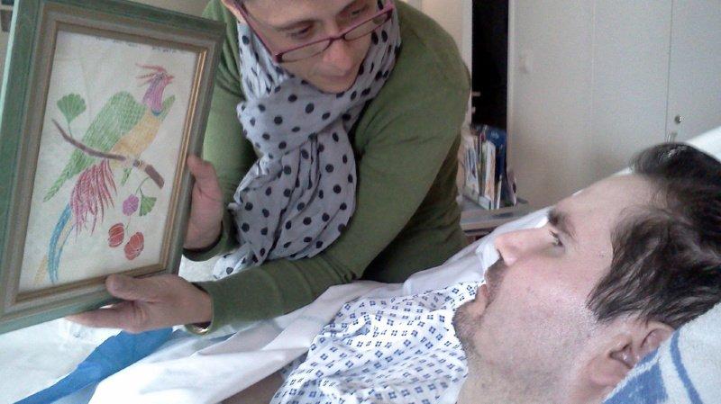 Vincent Lambert est tétraplégique et en état végétatif depuis dix ans.