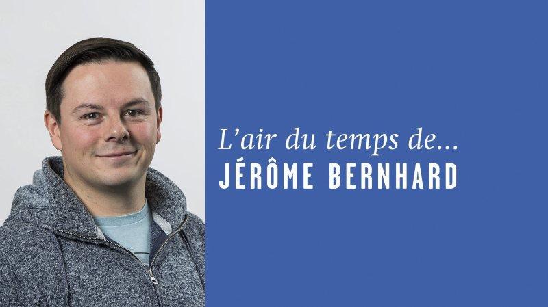 «Louis, l'arracheur de dents», l'air du temps de Jérôme Bernhard