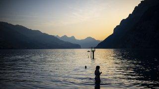 Canicule: la Suisse a connu une nouvelle nuit tropicale, la pollution arrive