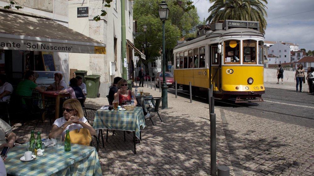 Lisbonne aura été la destination préférée des élèves neuchâtelois cette année.