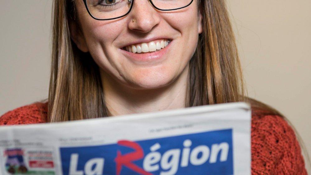 Caroline Gebhard était rédactrice en chef de «La Région» depuis février 2018.