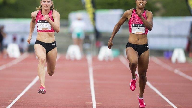 Limites mondiale et olympique pour Salomé Kora au Résisprint