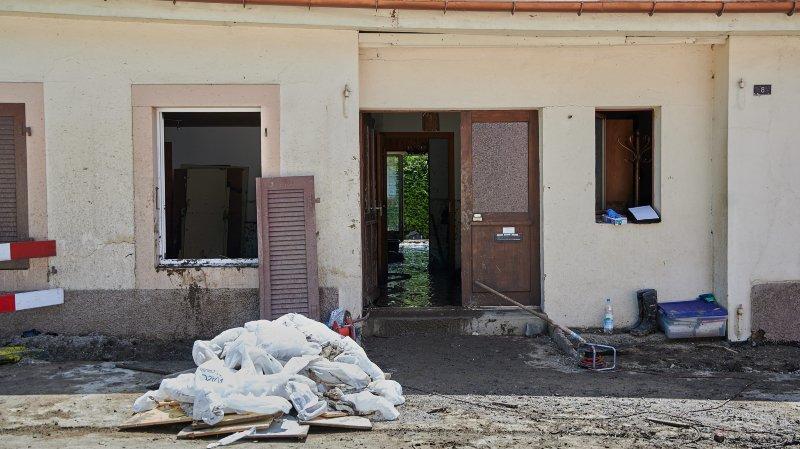 Val-de-Ruz: la solidarité en faveur des sinistrés continue