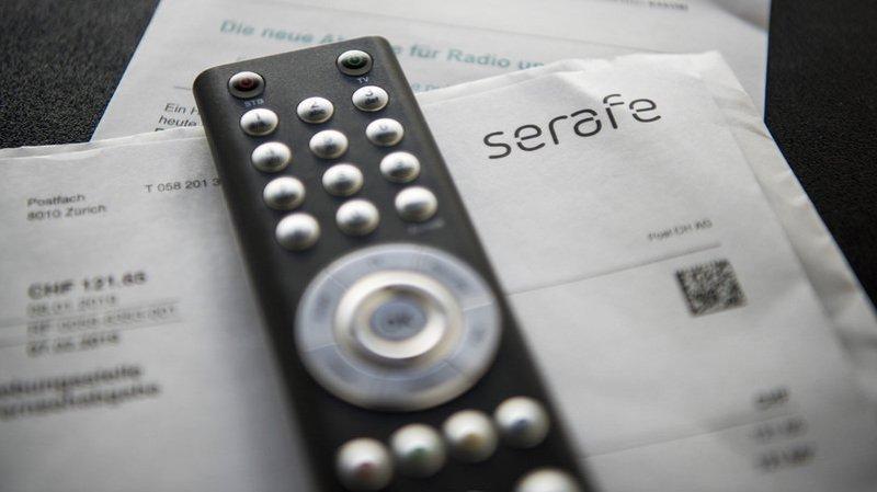 Redevance radio-TV - factures erronées de Serafe: la situation s'est améliorée