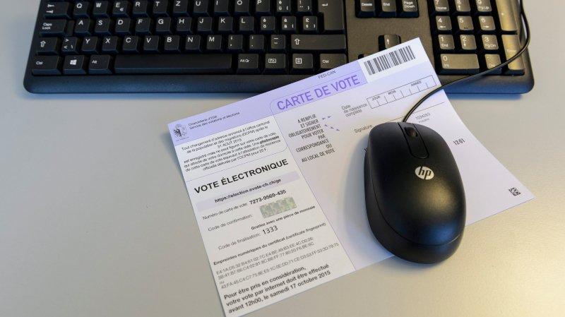 Pas de vote électronique aux élections fédérales