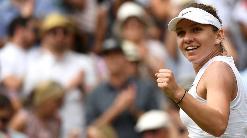 Simona Halep (WTA 7) affrontera Serena Williams (WTA 10) samedi en finale de Wimbledon.