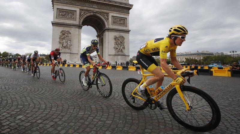 Le Tour de France paraît enfin plus ouvert