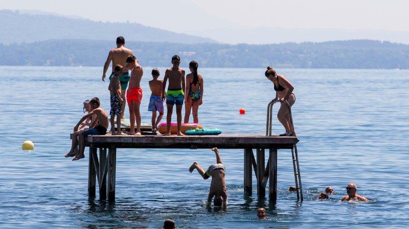 Météo: le mois de juillet a été parmi les plus chauds depuis près de 40 ans