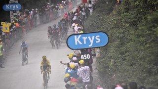 Tour de France: calculs d'épicier pas si anodins à la Planche des Belles Filles