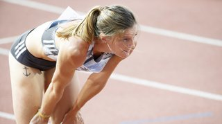 Athlétisme: Lea Sprunger seulement 6e au 400 m haies, record du monde du mile pour Hassan à Monaco