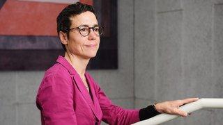 Kristina Schulz, au nom de la défense des femmes