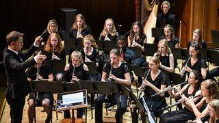 L'Harmonie nationale à La Chaux-de-Fonds sans Neuchâtelois